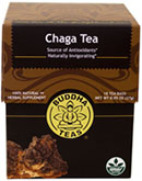 Featured Tea: Chaga Tea